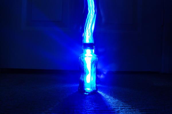 Vial of Light by Adamantoise