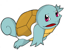 Squirtle by macswake