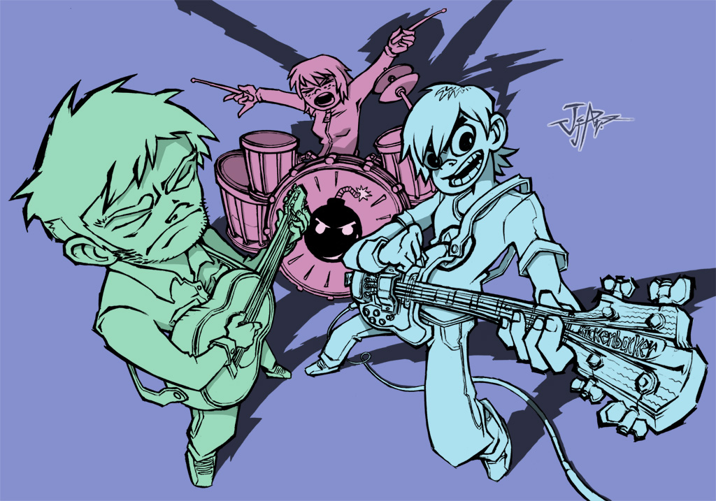 Scott Pilgrim by JjAR01