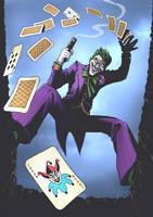 Joker by JjAR01