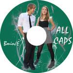 ALL CAPS Album Contest CD by superjokes