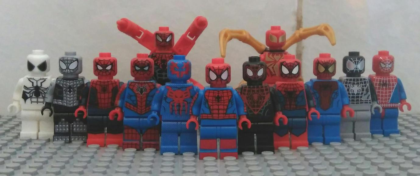 My lego spider men 3 by edwinadibuana on deviantart - Lego the amazing spider man 3 ...