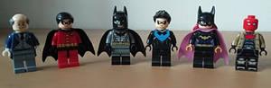 The Bat Family 8