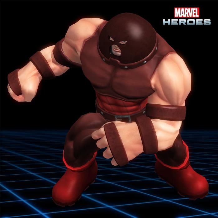 Marvel Heroes - Juggernaut by CaxUchiha