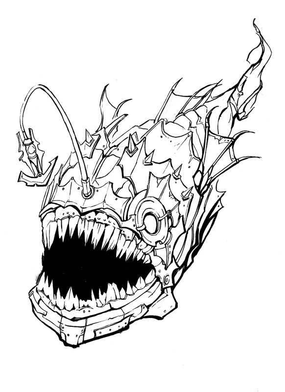 heavy metal band coloring pages - photo#24