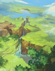 Highlands by Nightblue-art