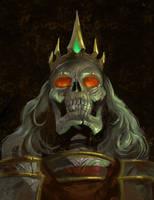 King Leoric Speed Demo by Nightblue-art