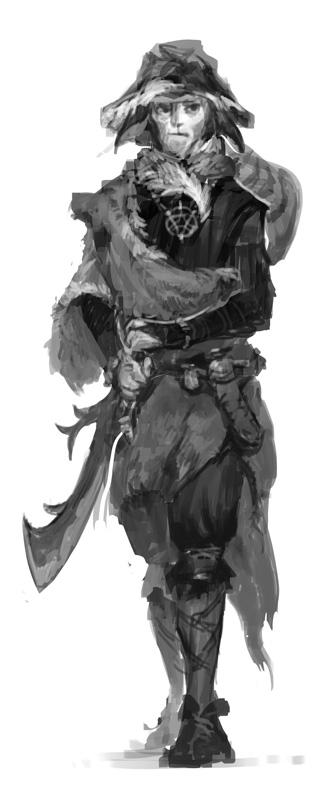 Galmu the Keeper by Nightblue-art