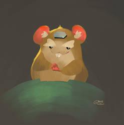 Hammond by Nightblue-art