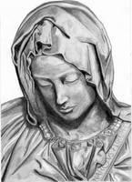 Michelangelo: Pieta I by Kimmuriel-HUN