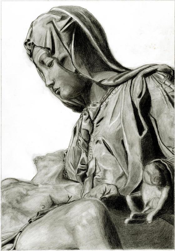 Michelangelo: Pieta II