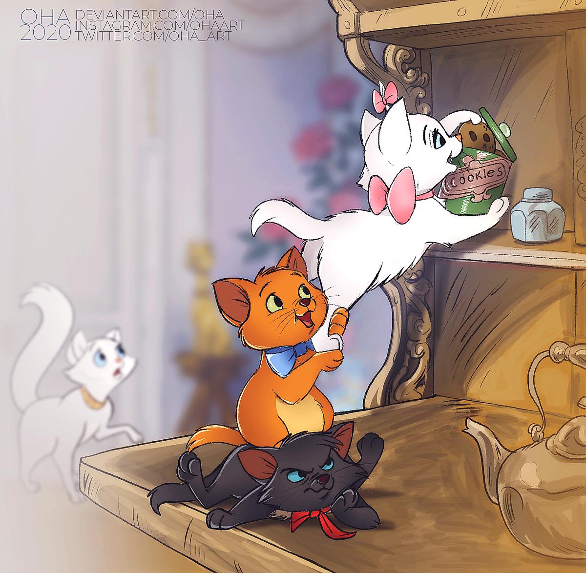 Kittens on quarantine