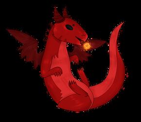 Dinodragon by Tunamau