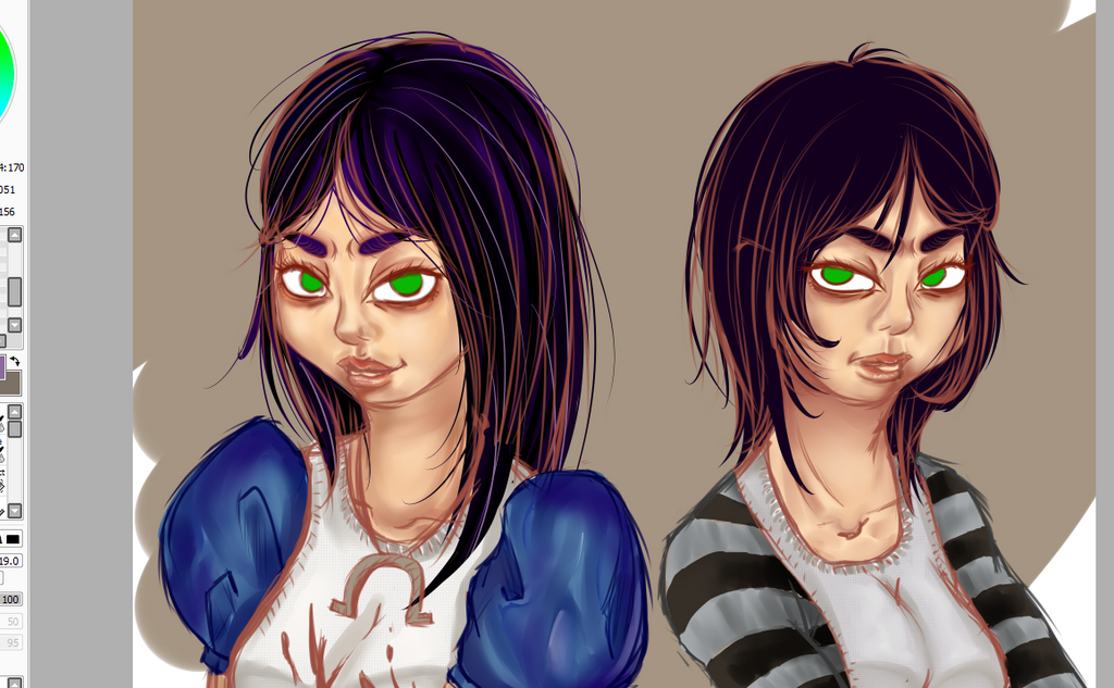 Alice Wip 2 by Noxxi-a
