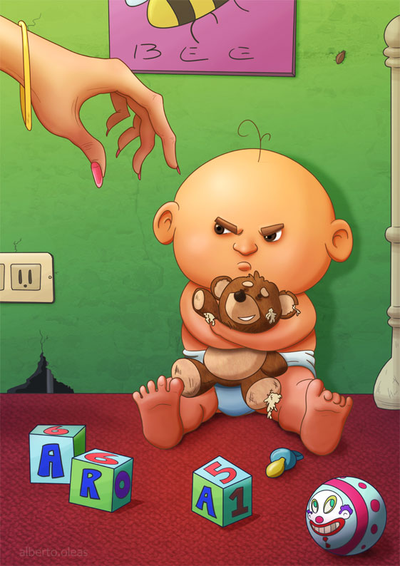 Child Instinct by betodbz