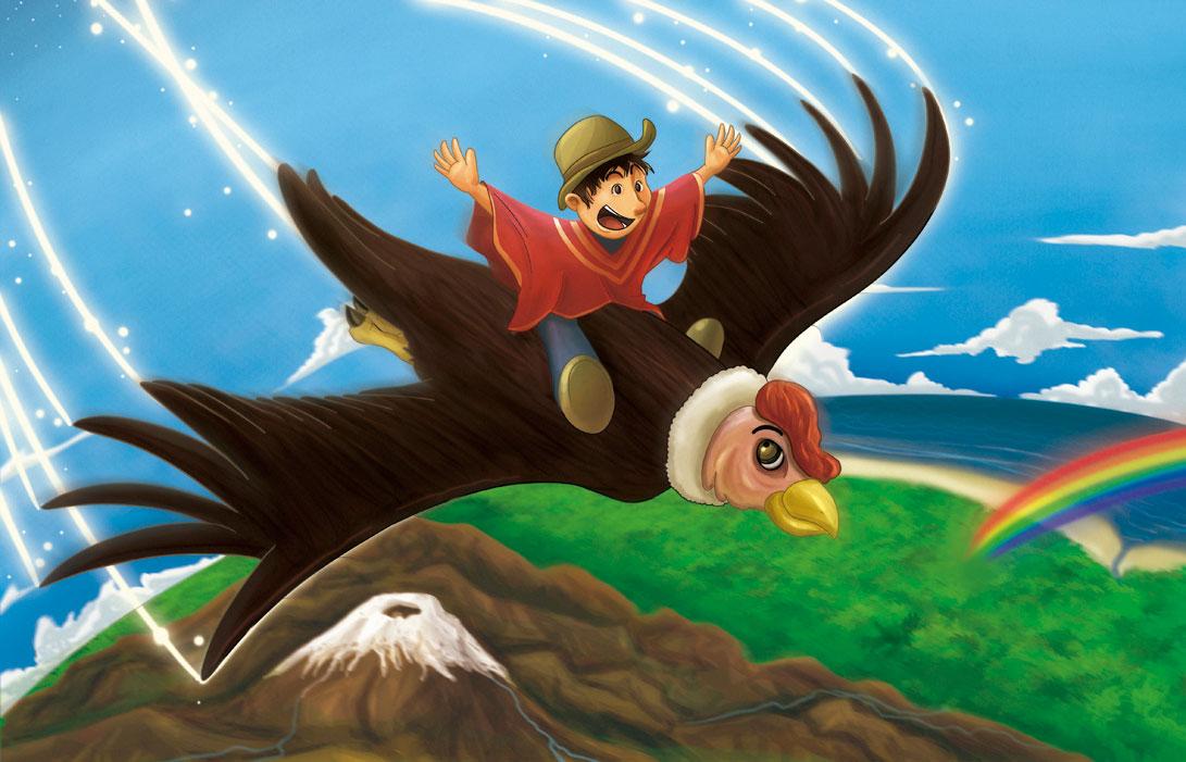 Condor ride by betodbz