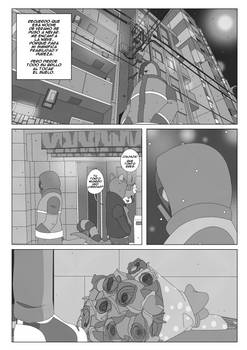 Ghost Love Cap 1 - Pag 23 (Spanish-Version)