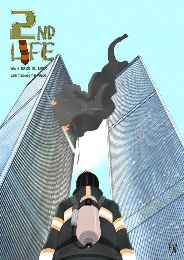 2nd LIFE - The New York FireFighter by EVANGELION-02