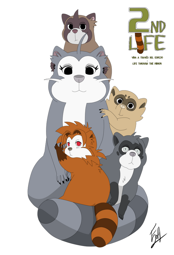 2nd Life Vida a Traves del Espejo - Cap 3 Portada