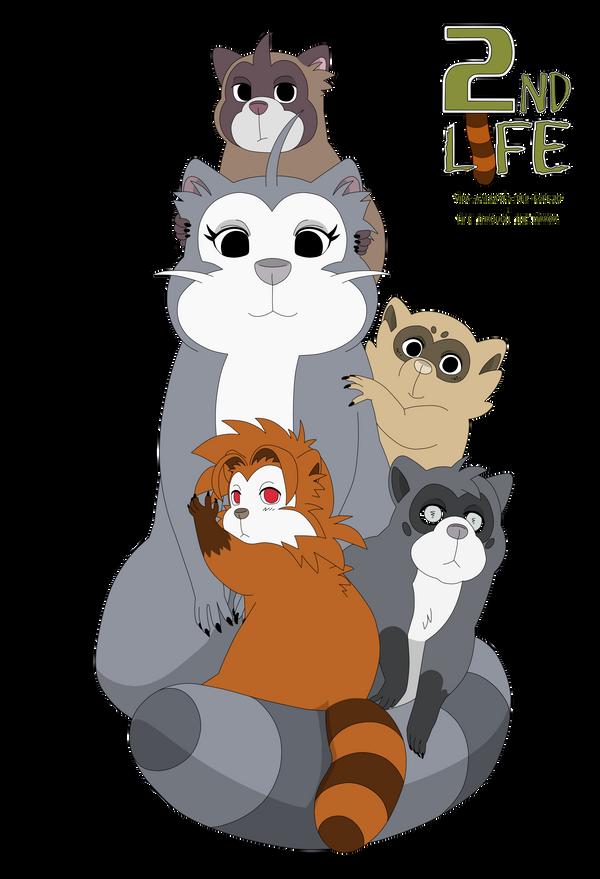 2nd Life Vida a Traves del Espejo - Cap 3 Portada by EVANGELION-02