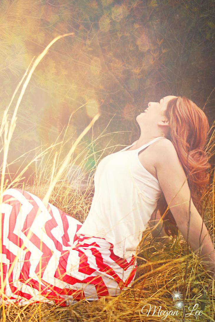 Into The Sun by MEGAN-Yrrbby