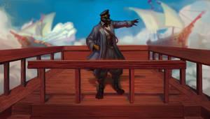 Steampunk - Wolf