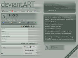 DeviantArt.com Tuned UP by DJSPHYX