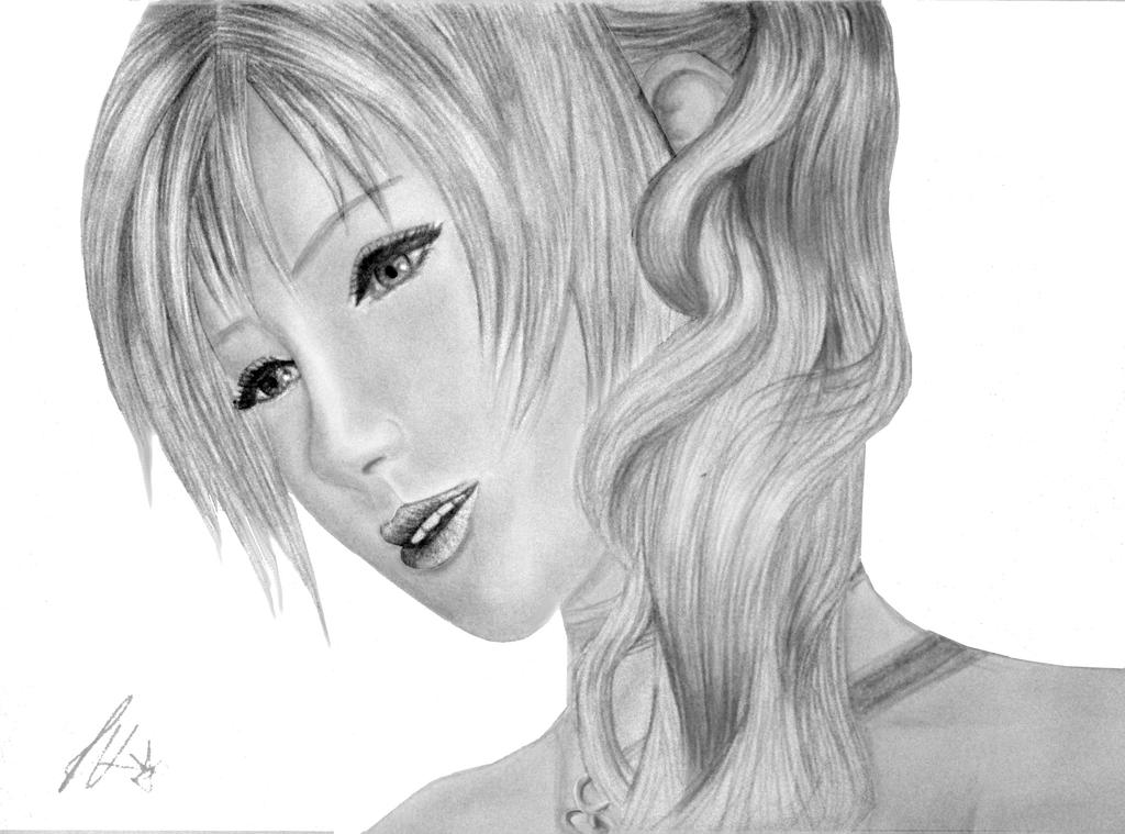 Serah by Keyblademisstress