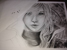 Lightning Return WIP 2 by leon7929