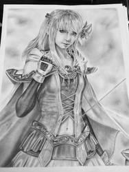 Final Fantasy Brave Exvius - Fina