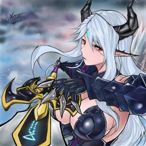 Epic Seven - Luna