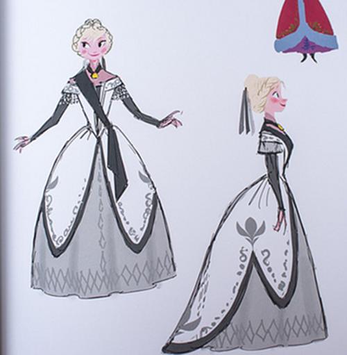 Annas Coronation Dress By TheDevilReborn On DeviantArt