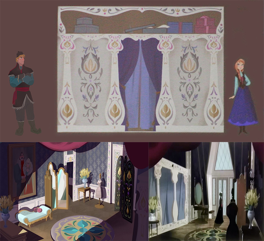Royal Dressing Room by TheDevilReborn on DeviantArt