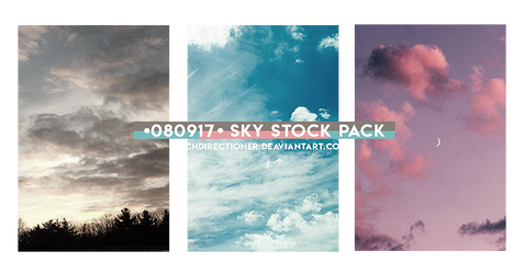[02092017] SKY STOCK PACK by btchdirectioner