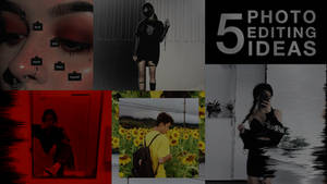 5 aesthetic photo editing ideas tutorial