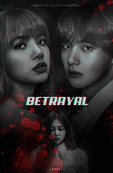 betrayal // watpad book cover by btchdirectioner