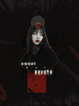 sweet but psycho // lalisa