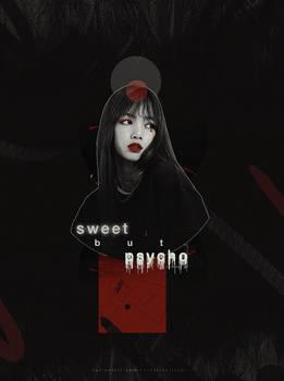 sweet but psycho // lalisa