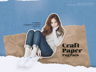 craft paper png pack