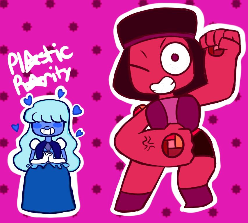 Rubies are a Sapphire's best friend by WIENIESRULE