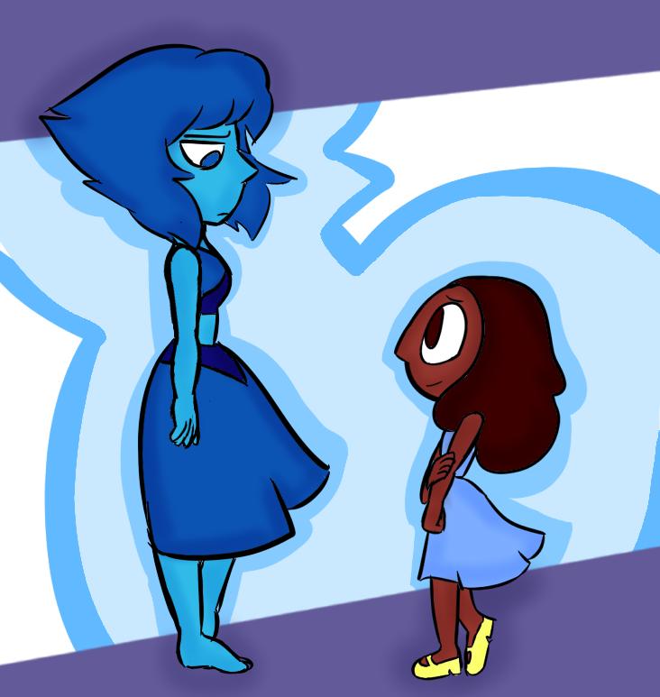 Two Dresses by WIENIESRULE