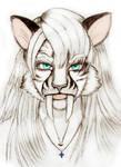 Heather's Face-Beast by Wackyjax
