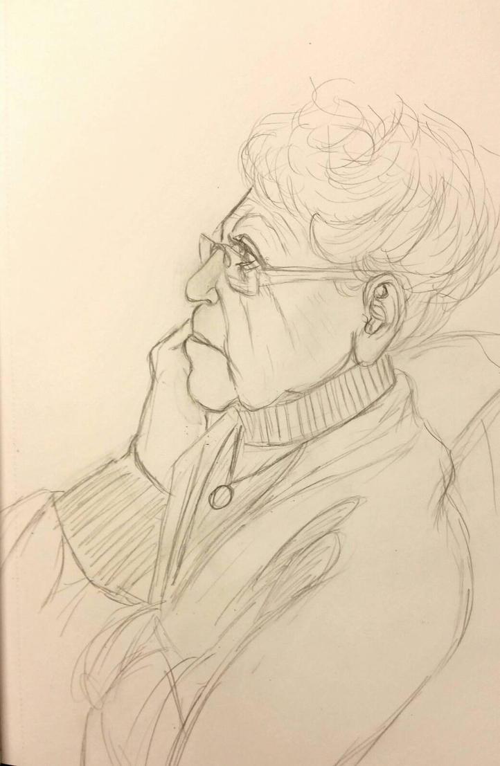 Grandma M. by Wackyjax