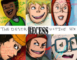 Recess by luna-wannabe