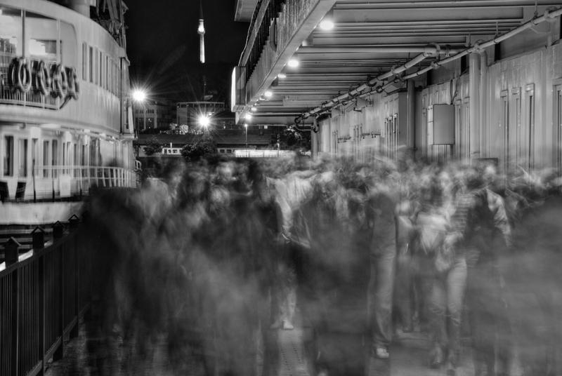 Ghosts of the City by AnilTamerYilmazz