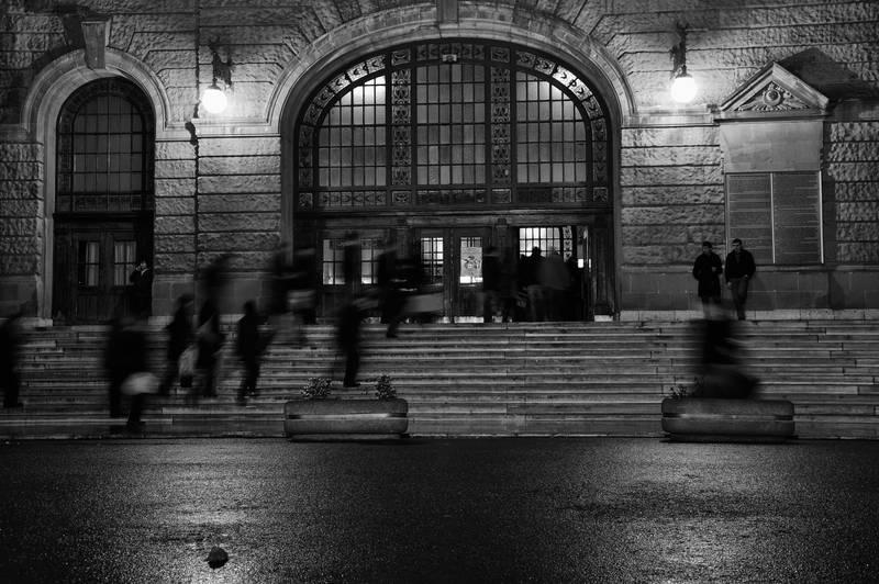 Ghosts of the City III by AnilTamerYilmazz