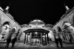 Ghosts of the City IV by AnilTamerYilmazz