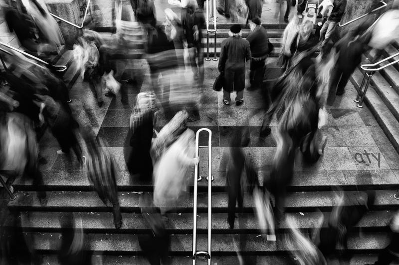 Ghosts of the City V by AnilTamerYilmazz