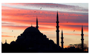 Suleymaniye by AnilTamerYilmazz