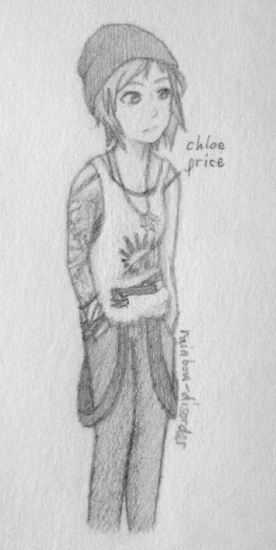 Chloe Price by Rainbow-McNuggies